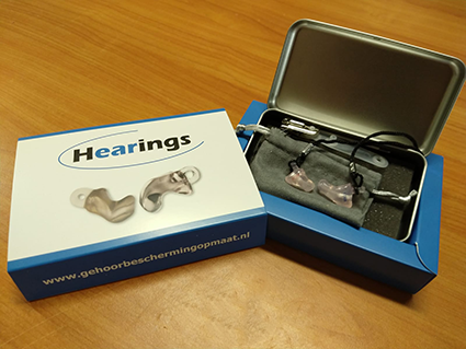 Hearings oordoppen