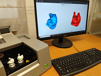 Audiciens-3D-printing