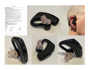 Bluetooth-Hearphone