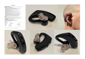 Bluetooth otoplastieken